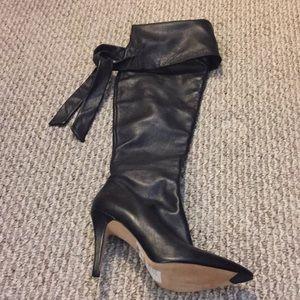 Vía Spiga OTK boots.